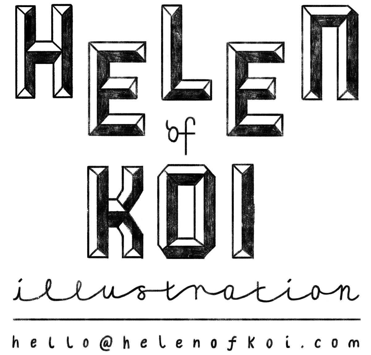 Helen Li Illustration