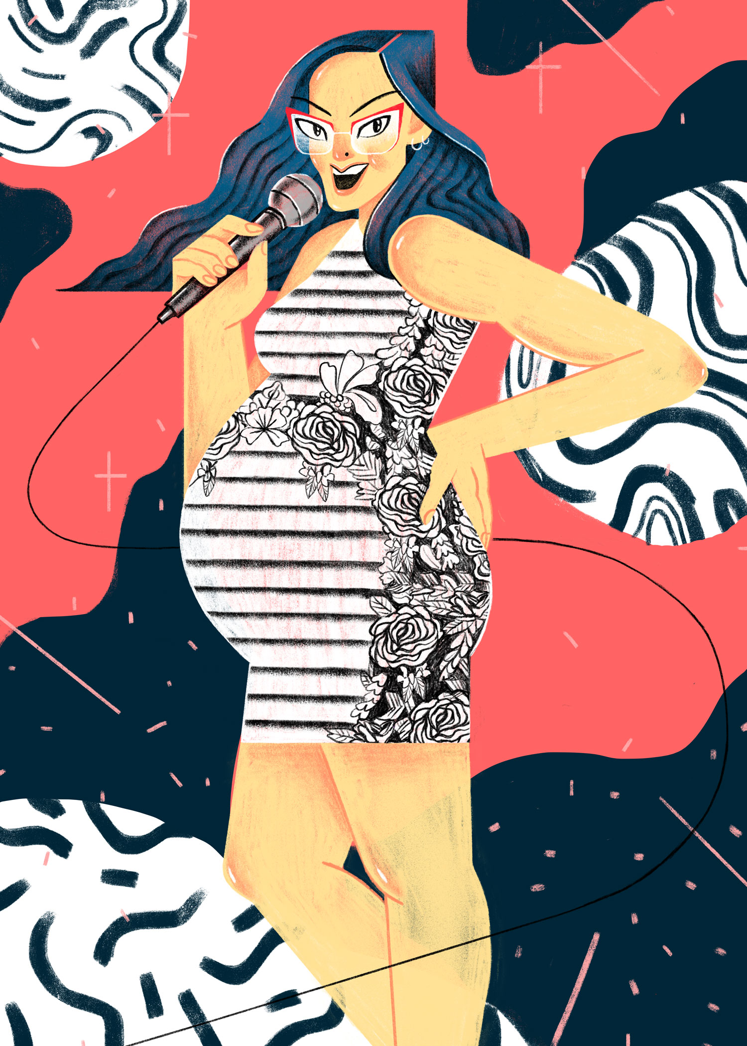 illustration, aliwong